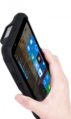 Handheld Mobile Computer with Windows 10 OS